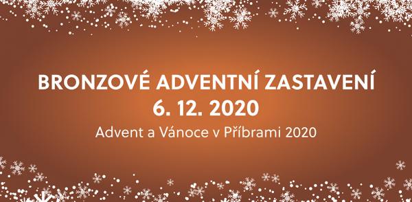 Bronzová adventní neděle 6. prosince