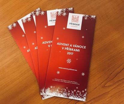 Máme pro vás programovou brožurku